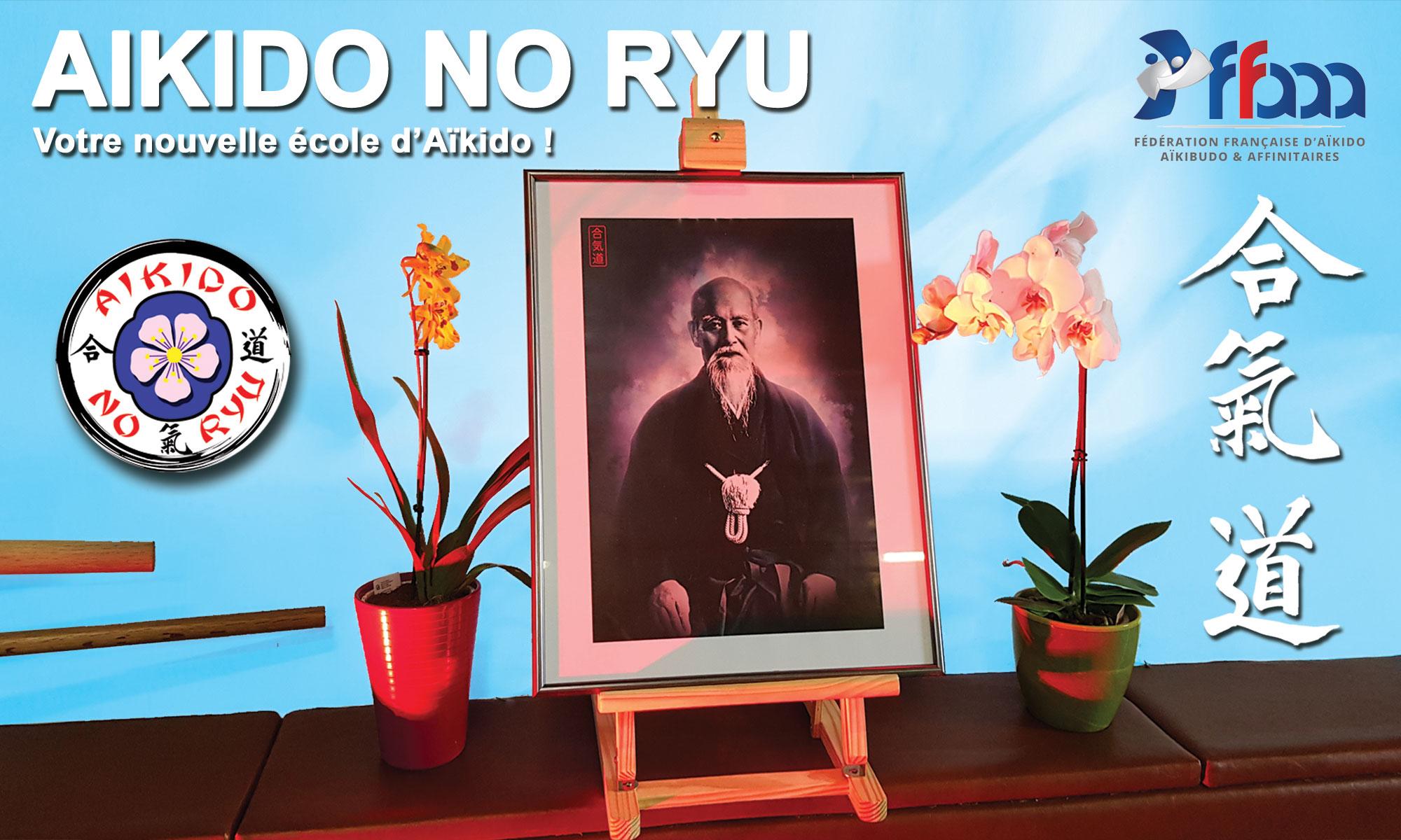 AIKIDO NO RYU