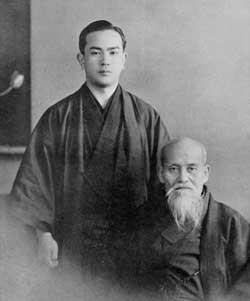 Koichi Tohei Sensei fut médusé par la maîtrise qu'avait O'Sensei dans l'utilisation du Ki.