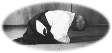 O'Senseï Morihei Ueshiba
